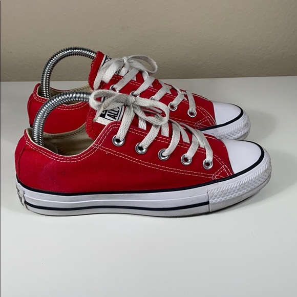 Converse Shoes   All Star Chucks Red